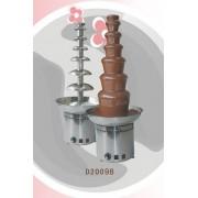 Fantana de ciocolata profesionala cu 7 etaje D20098