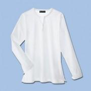 Gino Lombardi Beachshirt, 46 - Weiss