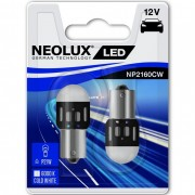 Neolux NP2160CW-02B P21W 6000K LED 2db/bliszter
