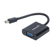 Mini DisplayPort - D-Sub (VGA) 0,15M negru (151504)