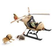 Schleich 42476 Állatmentő helikopter