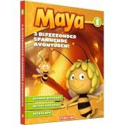 Maya de Bij Boek- 3 Bijzondere avonturen vol. 1