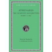 Learned Banqueters (Athenaeus)(Cartonat) (9780674996205)