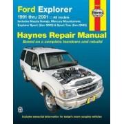 Ford Explorer: 1991-2001, Paperback