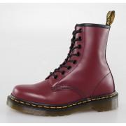 cipele DR. MARTENS - 8 pinhole - 1460 - CHERRY RED SMOOTH