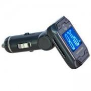 FM Трансмитер за автомобил Diva SM1202R, MP3, Micro SD, USB, DWSM1202R