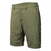 Salewa Iseo Dry - pantaloni corti trekking - uomo - Dark Green