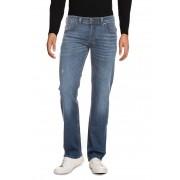 Diesel Stretch-Jeans Larkee, Regular-Straight Fit blau