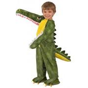 Princess Chompers Chompin' Crocodile Child'S Costume, Medium