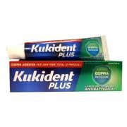 Procter & Gamble Kukident Plus Doppia Protezione Crema adesiva con antibatterico (40 g)