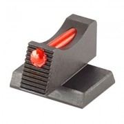 Wilson Combat Snag-Free Front Sights For H&K - Snag-Free Front Sight For H&K, Fiber Optic Red