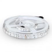 LED szalag , 5050 , 30 led/m , 4,8 W/m , RGB