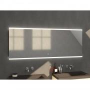 Sanitop Badkamerspiegel met LED Verlichting Sanitop Twinlight 180x70x3 cm Sanitop