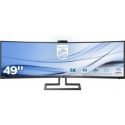 Philips 499P9H - QHD Curved Ultrawide Monitor - 49 inch