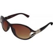 CREATURE Cat-eye Sunglasses(Brown)