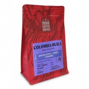 "Vero Coffee House Ground Coffee Vero Coffee House ""Colombia Huila"", 200 g"