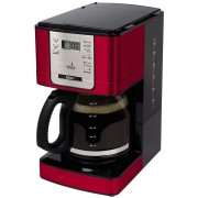Cafetera Programable 12 Tzas. Termica Roja BVSTDC4401RD-013