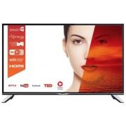 Televizor LED Horizon 55HL7510U, smart, Ultra HD, USB, HDMI, 55 inch/139 cm, DVB-T2/C/S2, negru