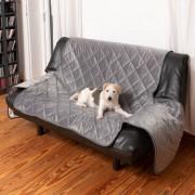 Smartpet megfordítható takaró szófára kutyáknak, macskáknak- H 170 x Sz 298 cm (hármas szófára)