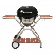 Grill pe gaz Montreux 570 G Chef Edition Wood