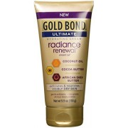 Gold Bond Ultimate Radiance Renewal Cream Oil, 5.5 Ounce, pack of 3