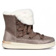 Geox zimske čizme za djevojčice Aveup 35 smeđa