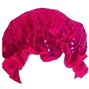 Shower Cap - Sparkly Hot Pink