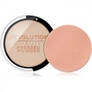 Makeup Revolution Pressed Powder polvos compactos tono Translucent 7,5 g