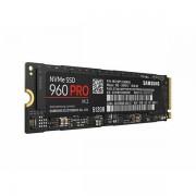 SSD SAMSUNG 512GB 960 Pro, M.2 2280 PCIe EU MZ-V6P512BW/EU