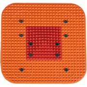 Deepsell Wonder Acupressure Magnetic Orange 9 mm Yoga Mat