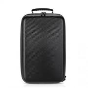 Rio Hardshell Carbon Grain Backpack Portable Shoulderbag For Dji Mavic Pro Fpv Rc Quadcopter