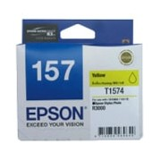 Epson UltraChrome K3 No. 157 Ink Cartridge - Yellow