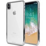 Mercury Ochranný kryt pro iPhone XS MAX - Mercury, Ring2 Silver