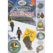 The Breathtaking Mystery on Mount Everest: The Top of the World, Paperback