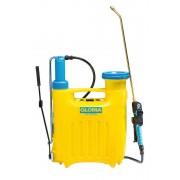 Pulverizator Gloria Hobby 1200 Capacitate umplere 12 litri Presiune 6 bar Garnituri NBR Galben