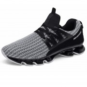 Zapatos Deportivos Amortiguación Para Unisex TK10 - Gris