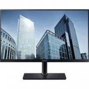Samsung LED monitor Samsung S24H850QFU, 60.5 cm (23.8 palec),2560 x 1440 px 5 ms HDMI™, DisplayPort, USB, na sluchátka (jack 3,5 mm)