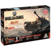 Macheta Militara ITALERI World of Tanks Panzer IV 1:35 ITA 36513