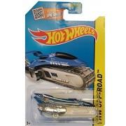 Hot Wheels, 2015 HW Off-Road, Tread Air [Blue] Treasure Hunt Die-Cast Vehicle #106/250 by Mattel