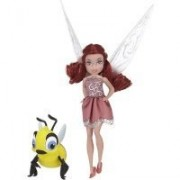Disney Fairies Tinker Bell And The Great Fairy Rescue Fairy Pet 4 Inch Figure 2Pack Rosetta Bee