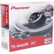 Bocinas Pioneer TS-G4645R 200 Watts, Cono De Polipropeno, Alta Fidelidad, 10x15cm- Negro