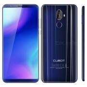 """CUBOT X18 plus android 8.0 4G 5.99"""" telefono con 4GB RAM? 64GB ROM - azul"""