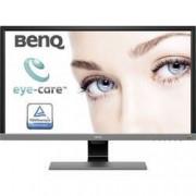 BenQ LED monitor BenQ EL2870U, 70.9 cm (27.9 palec),3840 x 2160 px 1 ms, TN LED HDMI™, DisplayPort, na sluchátka (jack 3,5 mm)