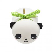 Anlydia Child Animal Piggy Bank Savings/Coin/Money Box Creative Cute Wedding Birthday Present Orange (Panda)