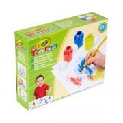 Crayola Mini Kids: Lemosható Festőkészlet (Crayola, 81-8112)