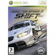 Need for Speed SHIFT, за XBOX360