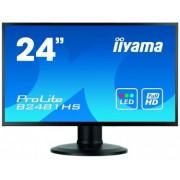 ProLite XB2481HS-B1 23.6 Full HD VA Mat Noir écran plat de PC LED display