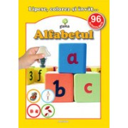 Alfabetul - Abtibild.
