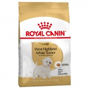Royal Canin Breed West Highland White Terrier Adult суха храна - 2 x 3 кг