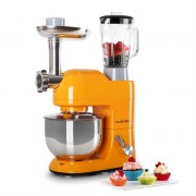 Klarstein Lucia Orangina Food Processor Meat Mincer 1200W 5L
